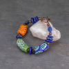 Colorful Krobo Bead Bracelet