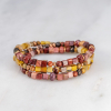 Mookaite Bracelet by Pebbles At My Feet
