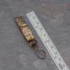 Leopard Skin Jasper Earrings are 2.625-inches Long