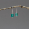Chrysocolla Drop Earrings