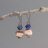 These Natural Stone Earrings Have Niobium Nickel Free Ear Wires